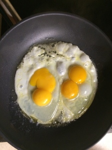 Double yolk eggs