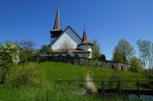 Wohlen bei Bern church